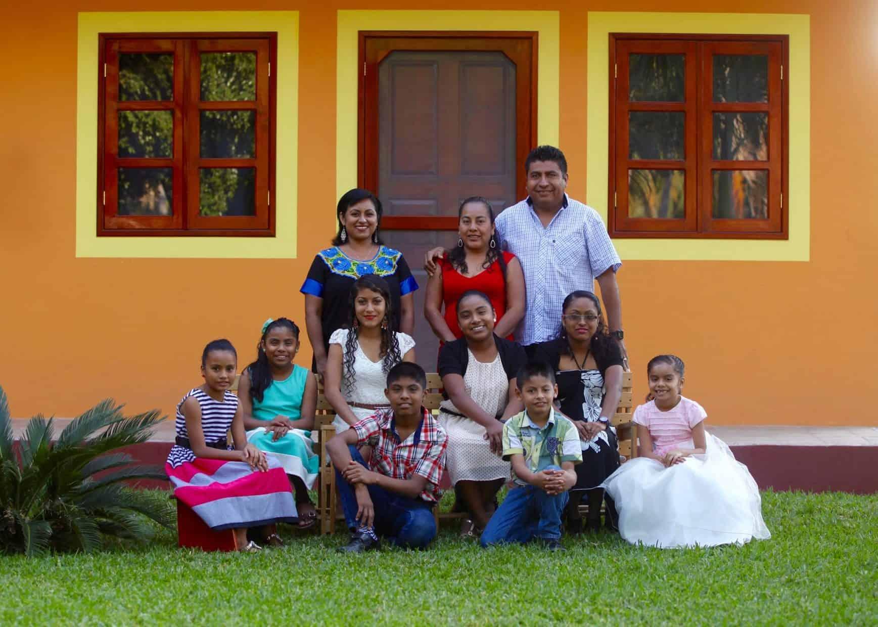 Casa Hogar - children's home roca blanca mission base