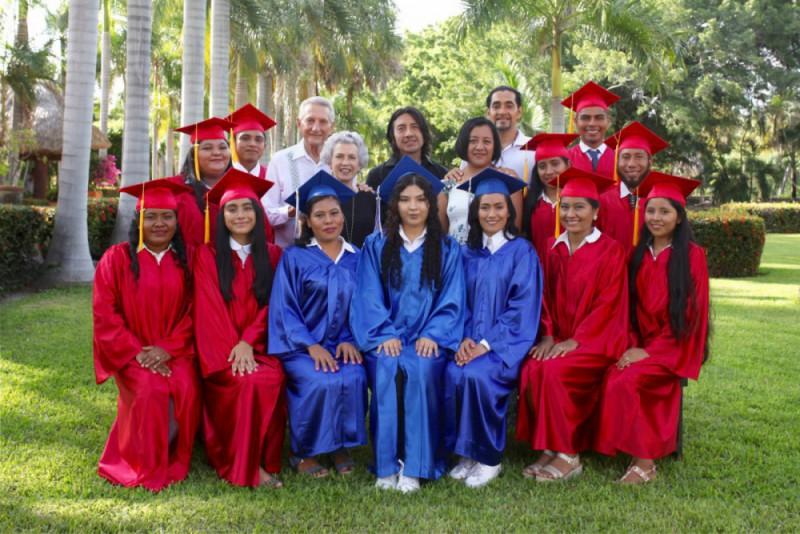 Graduates July 2020