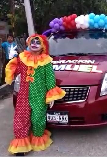 Operation Samuel Clown